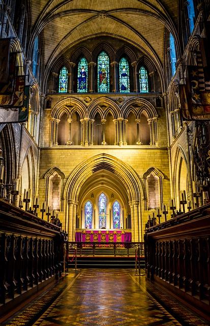 O que fazer a noite em Dublin em 3 dias - Catedral de St Patricks