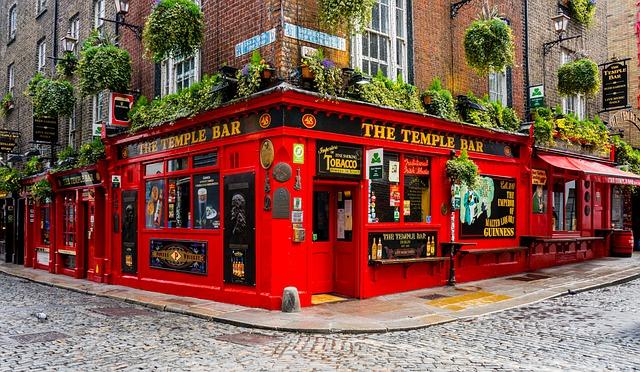 O que fazer a noite em Dublin em 3 dias