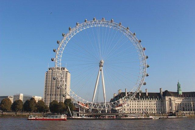 London Eye um dos lugares imperdíveis de Londres