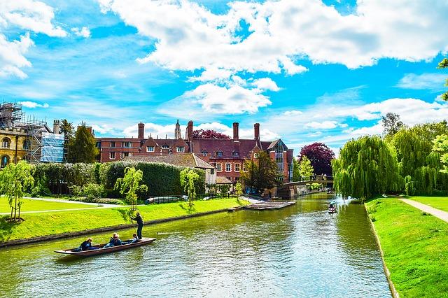 Cambridge - bate voltas saindo de Londres