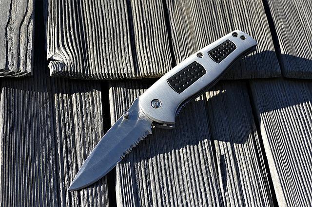 Canivete não pode levar na bagagem de mão