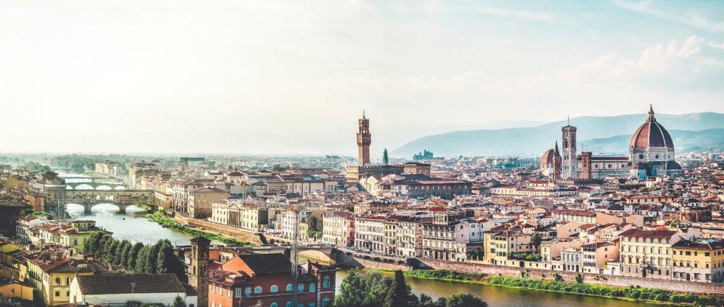 48 horas em Florença