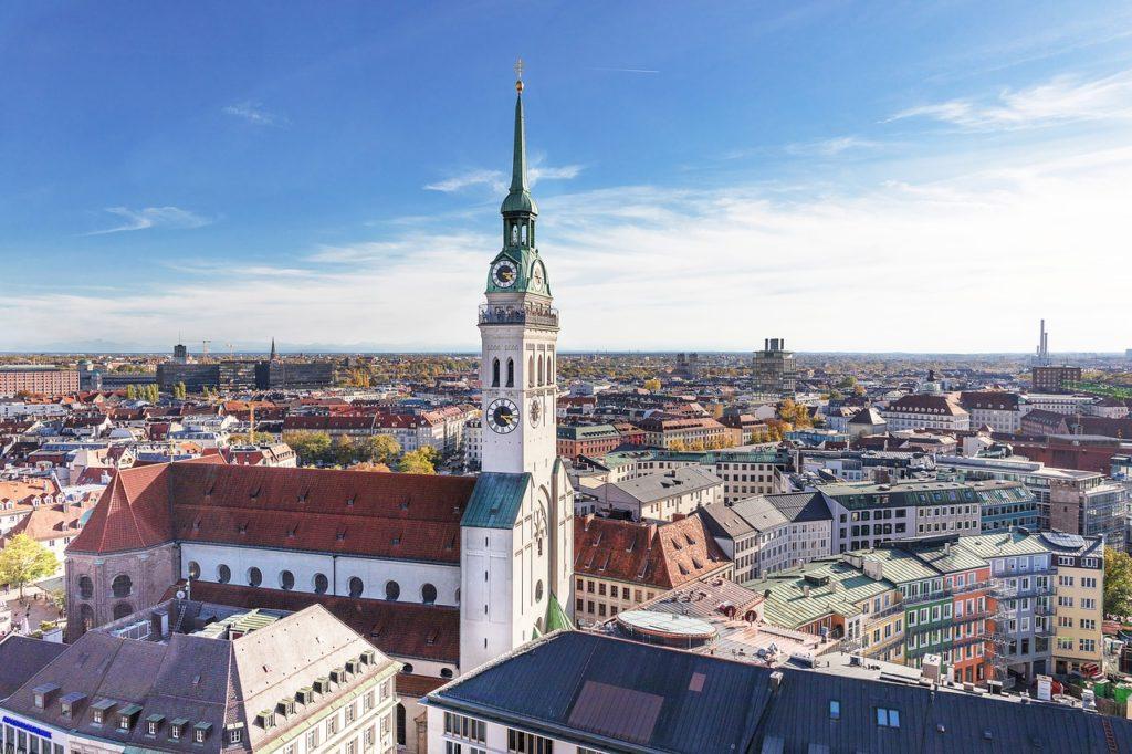 Igreja de St Peter - 48 horas em Munique