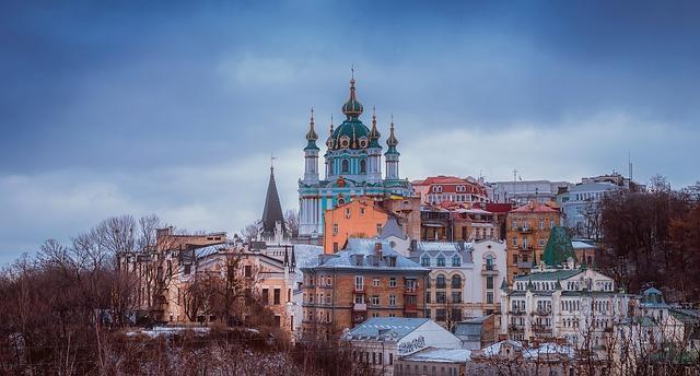 Kiev - cidades baratas para conhecer na Europa