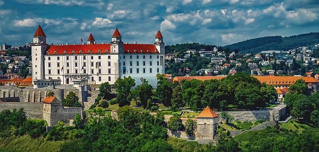 Bratislava - Roteiro pelo Leste Europeu
